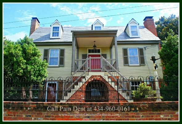 Historic Homes for Sale in Central Virginia